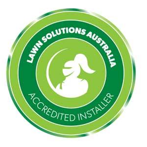 Lawn Solutions Australia installer